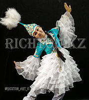 Пошив казахской одежды для танцев