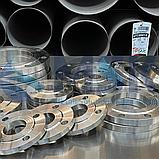 Фланцы воротниковые нержавеющие сталь 12Х18Н10Т, ГОСТ 33259-2015, фото 2
