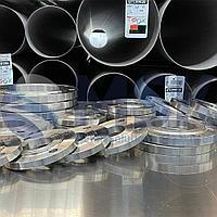 Фланцы воротниковые нержавеющие сталь 12Х18Н10Т, ГОСТ 33259-2015, фото 1