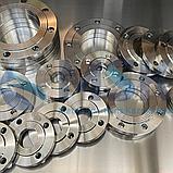 Фланцы воротниковые нержавеющие сталь 12Х18Н10Т, ГОСТ 33259-2015, фото 3