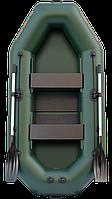 Лодка К260ТS 2-местная гребная, пол air deck (5-ти слойн.ПВХ 950 гр\м²)