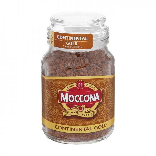 Moccona Continental Gold, растворимый кофе, 95 гр