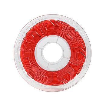 CR PLA пластик  Красный  Creality 1.75