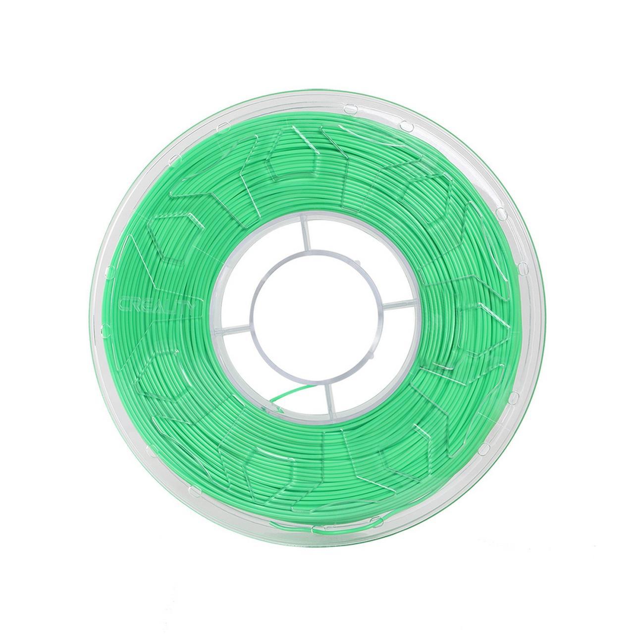 CR PLA пластик Зеленый  Creality 1.75