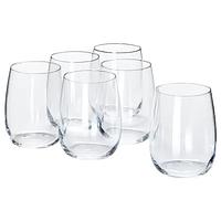 Стакан СТОРСИНТ, прозрачное стекло 37 ИКЕА, IKEA