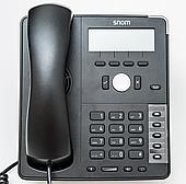IP Телефон Snom Global 700 Desk Модель D712