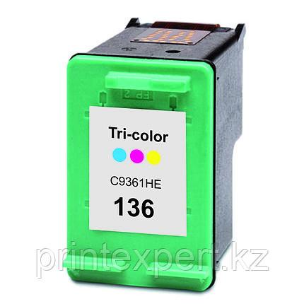 Картридж 136 Tri-color, фото 2