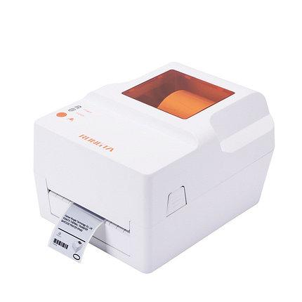 Принтер этикеток термотрансферный Rongta RP400 (USB+ Serial+Parallel+Ethernet), фото 2