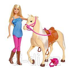"""Mattel Barbie Игровой набор """"Верховая езда"""" FXH13"""
