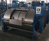 Промышленная стиральная машина для мойки шерсти и текстильных изделий с производительность 50 кг в час