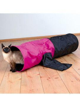 Игровой тоннель Trixie для кошек с шелестом - 115х30 см