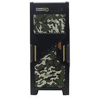 Корпус ПК без БП GameMax COMBAT G505 FF:MidTower, MB:ATX, USB2.0*1, USB3.0*1, 410*185*412mm, 0.5mm