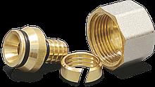 Фитинг евроконус для PEX трубы