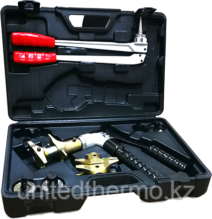 D16-32 Комплект гидравлического ручного инструмента для расширения труб и запрессовки надвижных гильз размер