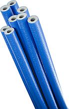 Теплоизоляция d28/4 Varmega Супер Протект-С, цвет синий