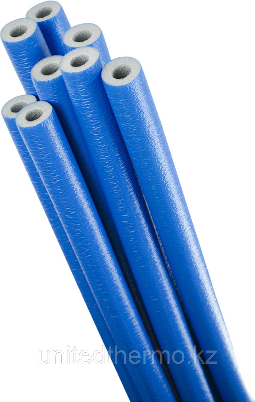 Теплоизоляция d28/6 Varmega Супер Протект-С, цвет синий