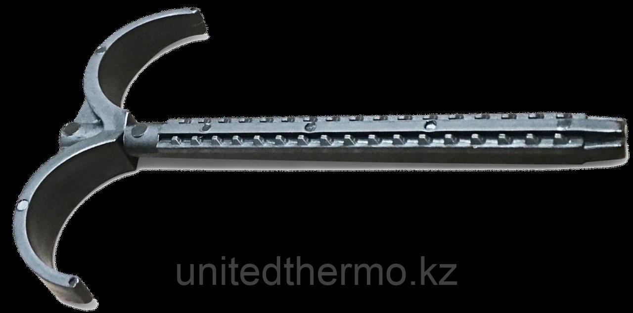Крюк для труб двойной Varmega Slide-Fit