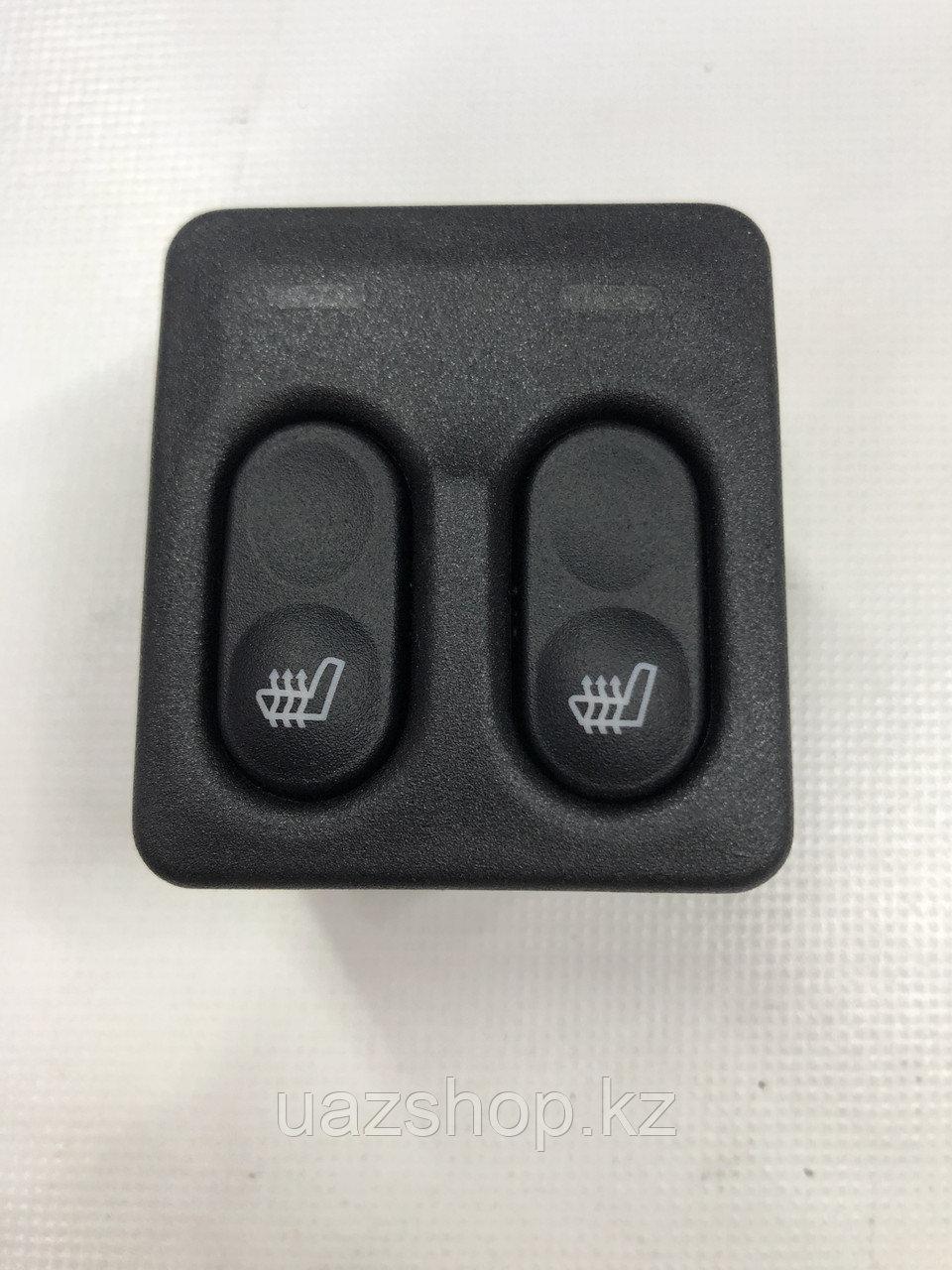 Блок управления обогревом задних седений (UAZ Patriot)