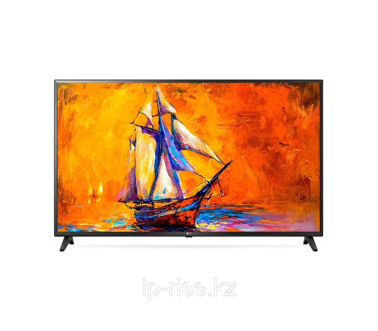 Телевизор LG 43UN74006LA, черный - фото 1