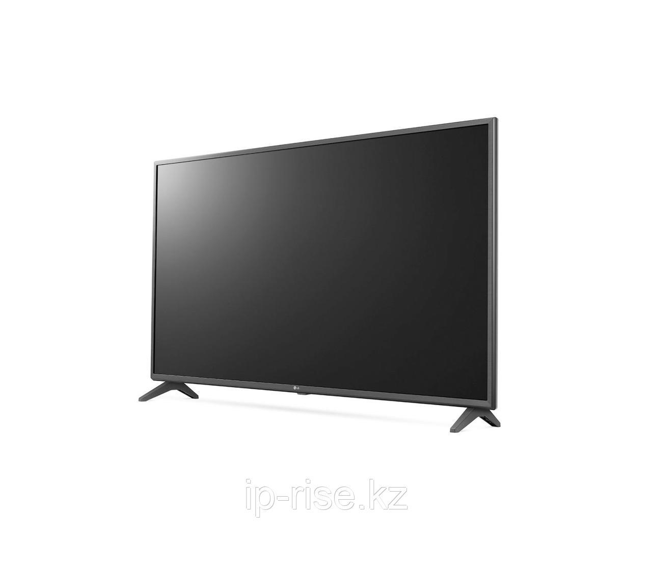 Телевизор LG 43UN74006LA, черный - фото 2