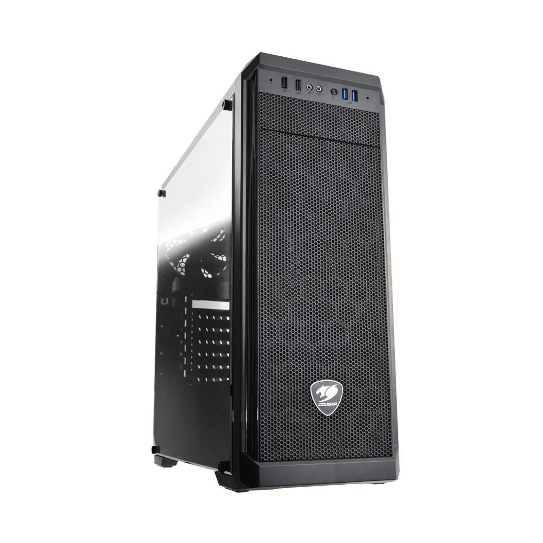 Компьютерный корпус Cougar MX330-G без Б/П