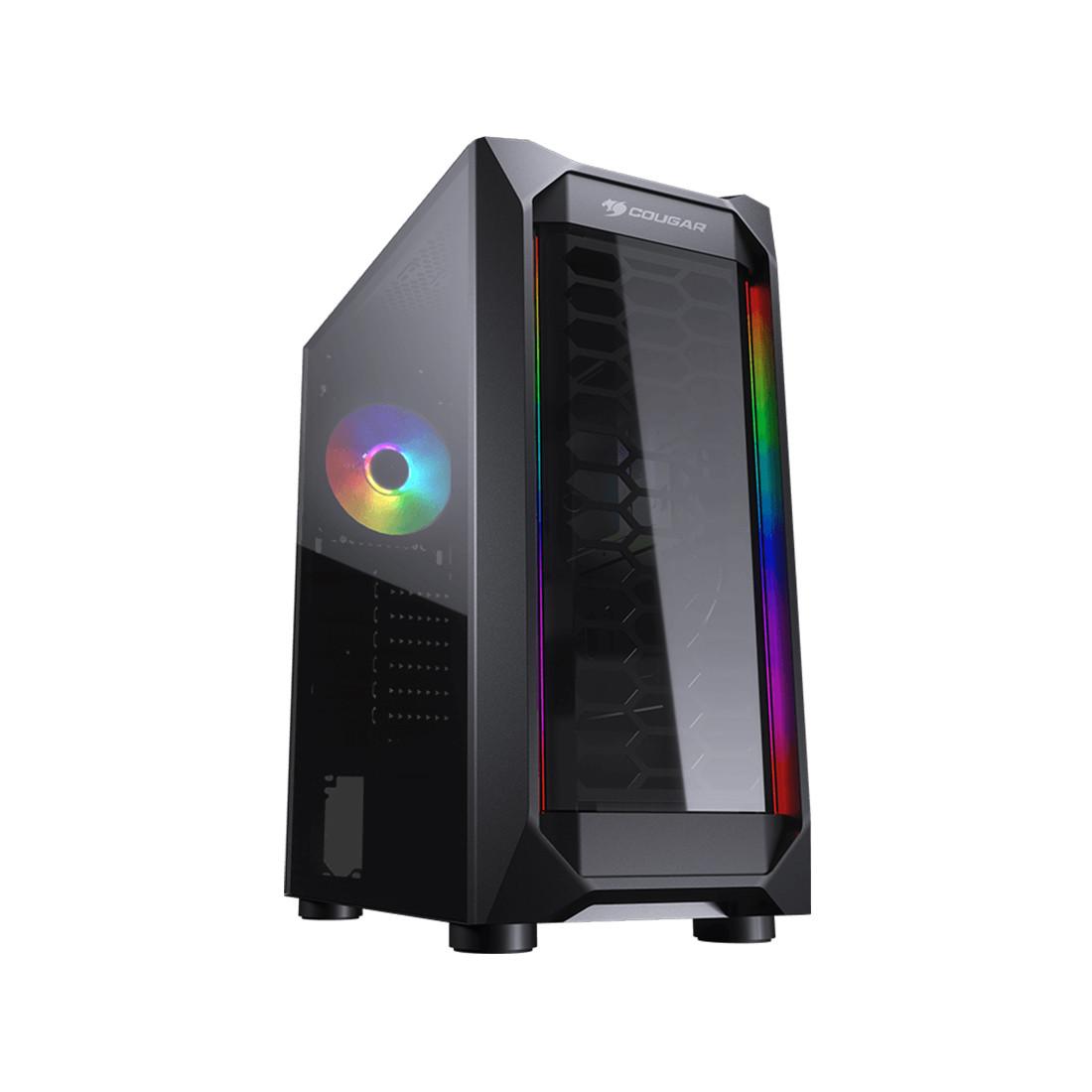 Компьютерный корпус Cougar MX410-T без Б/П