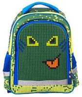 Рюкзак с пикси-дотами, зеленый (Gulliver, Россия)