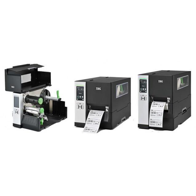 Принтер этикеток термотрансферный промышленный TSC MH240