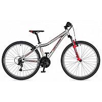 Author велосипед A-Matrix -2020 12.5 treasure silver rasing red