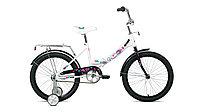 "Велосипед ALTAIR CITY KIDS 20 Compact (20"" 1 ск. рост 13"" скл.) 2020-2021, серый, 1BKT1C201003"