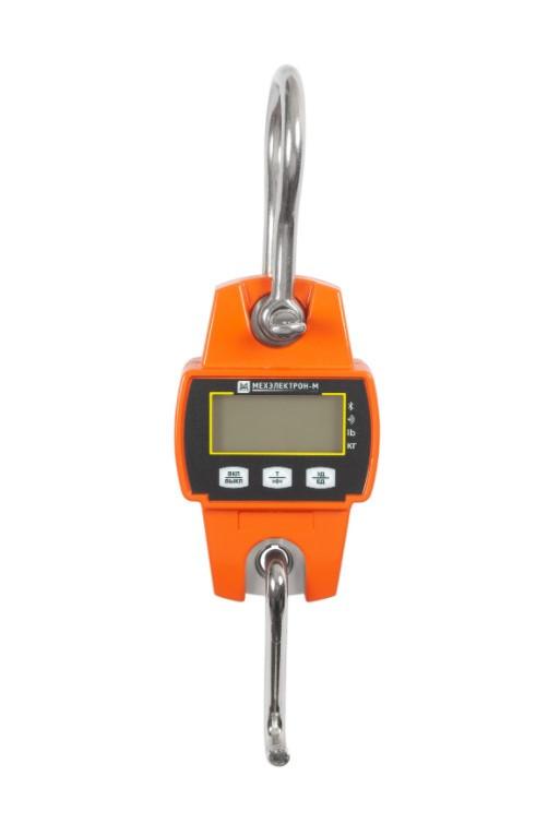 Весы крановые электронные Мехэлектрон-М ВКМ-I-50-А (на батарейках)