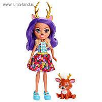Кукла «Энчантималс» с любимой зверюшкой