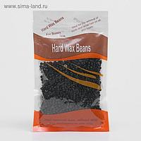 Воск для депиляции пленочный Exclusive Black, 100 грамм