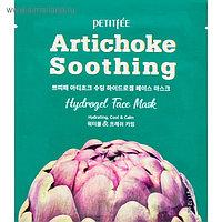 Гидрогелевая маска для лица Petitfee, освежающая, с экстрактом артишока, 32 г