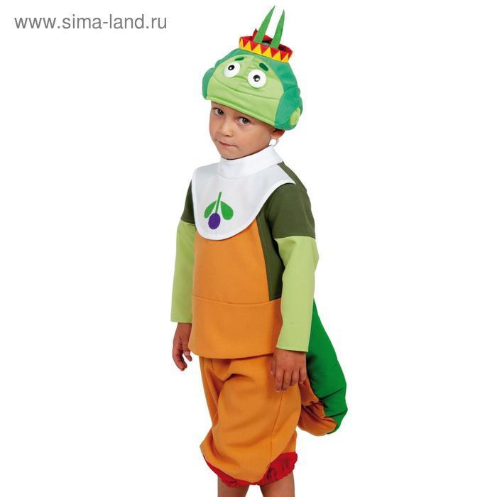 Карнавальный костюм «Вупсень», серия Лунтик, 4-5 лет, р. 28-30, рост 104-110 см - фото 1