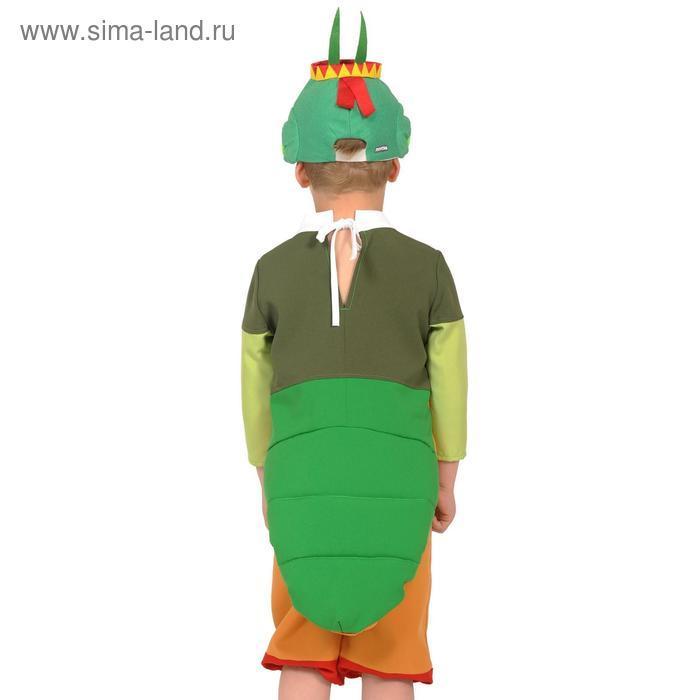 Карнавальный костюм «Вупсень», серия Лунтик, 4-5 лет, р. 28-30, рост 104-110 см - фото 2