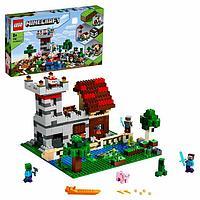 Конструктор Lego Minecraft «Набор для творчества 3.0»