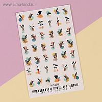 Слайдер-дизайн для ногтей «Beauty»