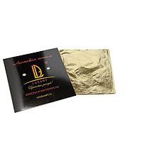 Поталь в книжке 14х14 см, 10 листов, Luxart Deco Potal, цвет медь PL07V0010