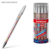 Ручка гелевая ErichKrause Sweet Love, узел 0,5 мм, синий стержень, с рисунком