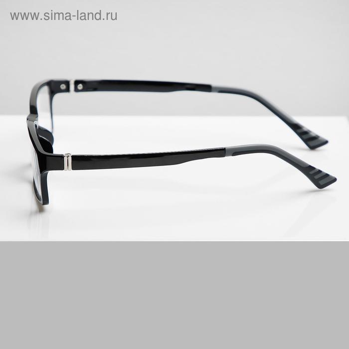Очки корригирующие В8986, цвет чёрный, -2 - фото 2