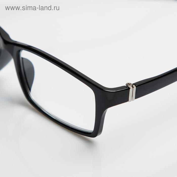 Очки корригирующие В8986, цвет чёрный, -2 - фото 3