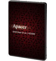 Твердотельный накопитель SSD Apacer Panther AS350X, 128 GB SATA AP128GAS350XR-1, SATA 6Gb/s