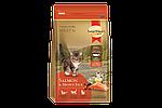 Smart Heart Gold для взрослых кошек, с лососем и коричневым рисом