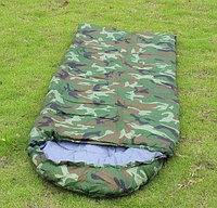 Спальный мешок камуфляжный 60*230