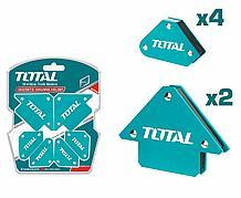 Набор магнитных углов для сварки TOTAL арт.TAMWH6002