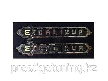 Шильдик Excalibur на Land Cruiser 200 2016-21
