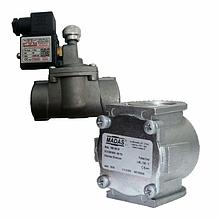 Газовые клапана и фильтры