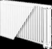 Тип 22VK 500 мм Нижнее подключение (2 панели, 2 ряда ребер)
