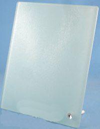 Стеклянная фоторамка для сублимации (BL-16),размер: 180х230х5мм